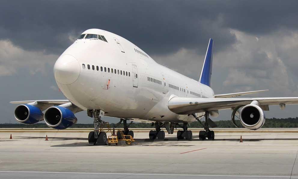 Servicio de charter aéreo