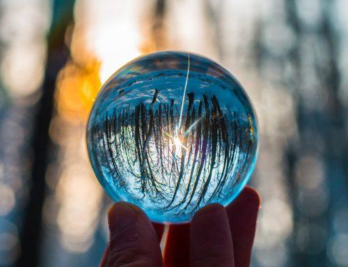 Un fino manto llamado transparencia, para una nueva realidad